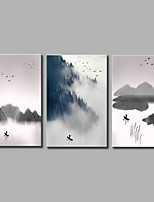 Landscape 3-Piece Modern Artwork Wall Art for Room Decoration 20x28inchx3