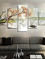 Stretched Canvas Print Classic,One-piece Suit Canvas Square Print Wall Decor For Home Decoration