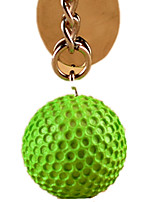 Key Chain Toys Novelty Sphere Golf Unisex Pieces