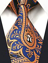 Men's Silk Neck Tie,Pattern Dots Jacquard All Seasons
