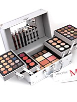 86 Foundation Powder Concealer/Contour Blush Highlighters/Bronzers Pressed Powder+Concealer Shadow Eyeliner Eyebrow+Lip Gloss Lip Liners
