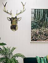 Décoration murale Bois Abstrait Art mural,1