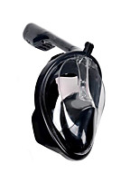 Маска для снорклинга Для профессионалов Противо-туманное покрытие Высокое качество Подводное плавание и снорклинг для Универсальные-Fonoun