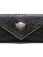 Damen Taschen Ganzjährig Kuhfell Unterarmtasche Reißverschluss für Normal Gold Weiß Schwarz