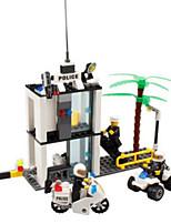 Building Blocks Police car Toys Architecture Birthday Boys 193 Pieces