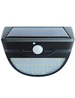brelong 37led luz solar. lámpara de pared de inducción solar. lámpara de jardín Luz de noche. lámpara de pared solar