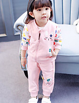 Girls' Others Sets,Cotton Fall Clothing Set