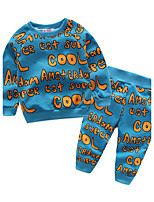 Baby Kids' Cotton Daily Others Clothing Set Spring/Fall