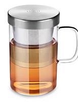 Cotidiano Artículos para Bebida, 480 Vidrio Té Agua ventosa