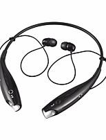 hbs-730 nella cuffia senza fili della fascia del collo dell'orecchio trasduttore auricolare dinamico dinamico del telefono mobile con il