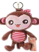 Key Chain Toys Monkey Animal Unisex Pieces