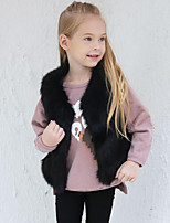Kids' Wraps Vests Faux Fur Wedding Party/ Evening