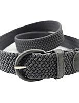 Women's Alloy Others Skinny Belt,Herringbone Solid Sexy Fashion