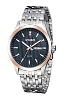 Men's Dress Watch Fashion Watch Wrist watch Quartz Alloy Band