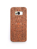 Case For Samsung Galaxy S8 Plus S8 Shockproof Pattern Back Cover Halloween Hard Wooden for S8 Plus S8 S7 edge S7 S6 edge plus S6 edge S6