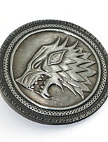 Distintivo Ispirato da Game of Thrones/Il trono di spade Eren Jager Anime Accessori Cosplay Spille