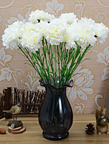 5 Branch Polyester Peonies Tabletop Flower Artificial Flowers