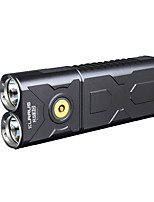 KLARUS RS30BA LED Flashlights / Torch Handheld Flashlights/Torch LED 2400 lm Manual Mode Cree XM-L2 T6 Cree XM-L2 U2 Professional
