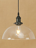 Nature Inspired LED Country Bowl Retro Indoors Study Room/Office Shops/Cafes AC 110-120 AC 220-240 Bulb Included