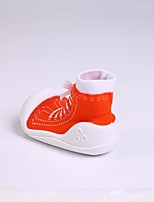 Girls' Shoes Canvas Fall Winter Comfort Loafers & Slip-Ons For Casual Blushing Pink Blue Orange