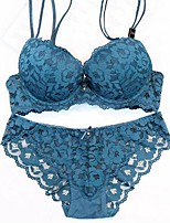 Bras & Panties Sets,Lace Bras