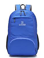 Men Bags Nylon School Bag Zipper for Casual Outdoor Spring Summer Blue Black Gray