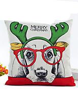 1 pcs Linen Pillow Cover Style