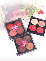4 Eyeshadow Palette Wet Matte Shimmer Mineral Eyeshadow palette Daily Makeup Halloween Makeup Party Makeup Fairy Makeup Cateye Makeup