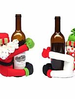 Animaux Inspiration Bonhomme de Neige Santa Motif de flocon de neige Loisir Mots& Citations Vacances Noël Nouvel AnForDécorations de