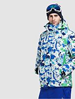 Vector Ski Jacket Men's Ski & Snowboard Winter Sports Thermal / Warm Warm Top Top