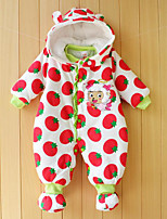 Baby Animal One-Pieces,100%Cotton Fall