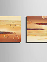 2 Canvas Square Print Wall Decor For Home Decoration
