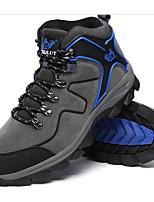 Беговые кроссовки Альпинистские ботинки Муж. Жен. Воздухопроницаемость Спорт в свободное время Низкое голенище Замша Резина Пешеходный