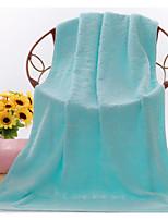 Style frais Serviette de bain,Solide Qualité supérieure 100% Coton Serviette