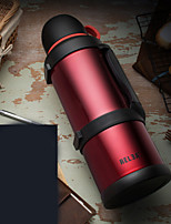 Casual/Daily Drinkware, 4000 Stainless Steel Water Vacuum Cup