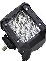 Joyshine 4inch 36W 6000K 10-48V 5500LM IP67 Cold White  Two Rows LED Light Bar