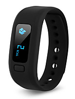 Smart Bracelet iOS Android Water Resistant / Water Proof Long Standby Calories Burned Pedometers Health Care Sports Alarm Clock Distance