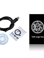 Wifi Endoscope Camera 5.5MM Lens 2M Cable Borescope Waterproof IP67 Camera Endoscopic for iOS Android USB Endoscope