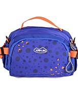 5 L Waist Bag/Waistpack Hunting Hiking Running Fast Dry Cloth Nylon