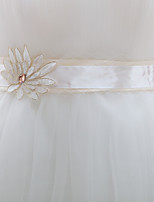 Women's Rhinestone Fabric Skinny Belt,Irregular Style Solid Pure Color Mesh