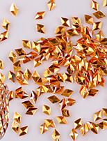 1pc manucure les paillettes de diamant en trois dimensions