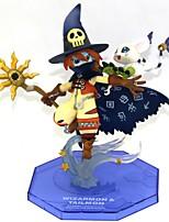 Figure Anime Azione Ispirato da Mostro digitale / Digimon Konan PVC CM Giocattoli di modello Bambola giocattolo