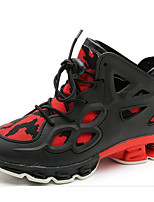 Boys' Shoes Tulle Spring Fall Comfort Sneakers For Casual Blue Red Yellow Black