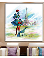 Canvas Set Comtemporary,One-piece Suit Canvas Square Print Wall Decor For Home Decoration