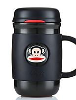 Casual/Daily Drinkware, 340 Stainless Steel Tea Water Vacuum Cup