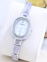 Women's Fashion Watch Wrist watch Casual Watch Quartz Alloy Band