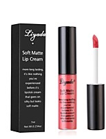 Lip Gloss Lipstick Matte Shimmer Mineral Waterproof Cosmetic Beauty Care Makeup for Face