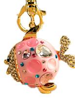 Key Chain Toys Novelty Fish Animal Unisex Pieces