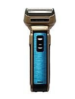 bensir rscw-888 3 в 1 мужская электрическая бритва для ботинок триммер перезаряжаемая бритва для мужчин бритье нос волосы уход за лицом