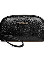 Women Bags All Seasons PU Clutch Zipper for Blue Black Wine